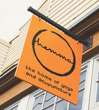 hemma - the home of yoga and acupuncture