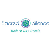 Sacred Silence Company Logo by Sacred Silence with Angel Jury in Shawnigan Lake BC