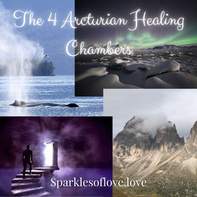 The 4 Arcturian Healing Chambers Package