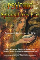Psychic & Spiritual Arts Fair