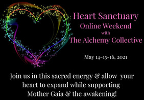 Heart Sanctuary Weekend Online Workshop