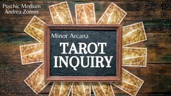 Tarot Inquiry - Minor Arcana